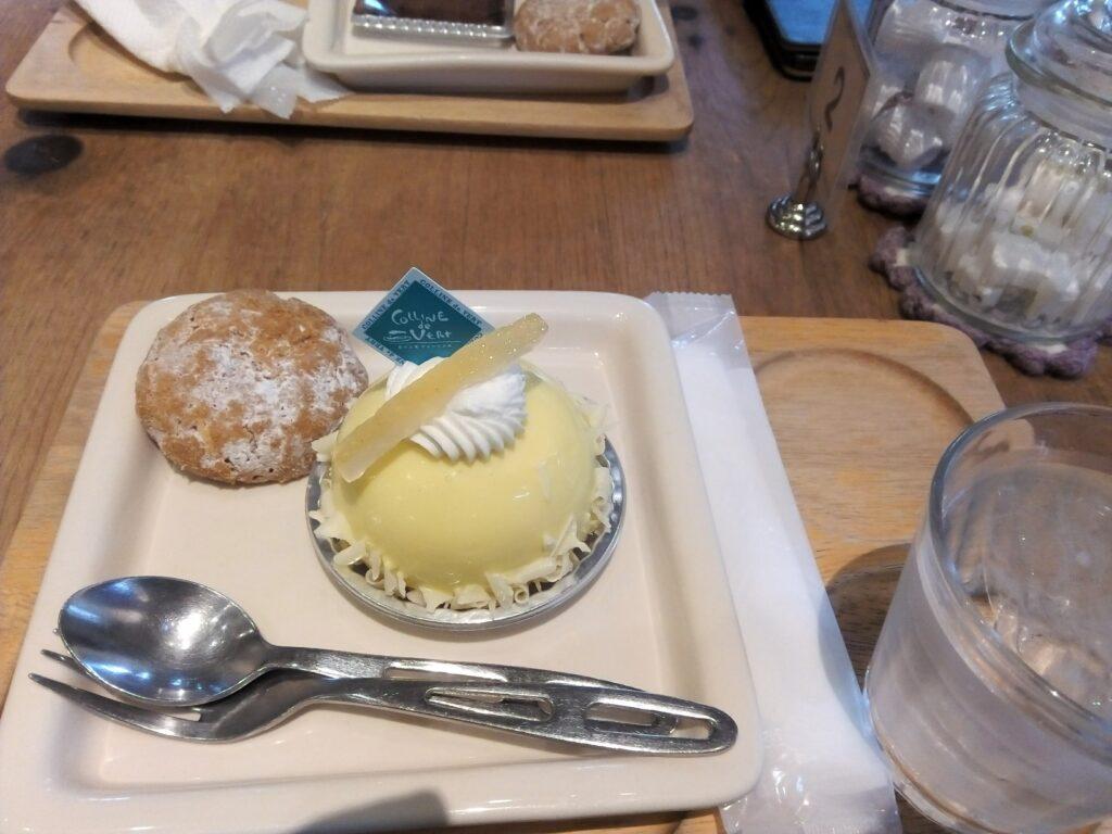 レモンケーキ&クッキー ①
