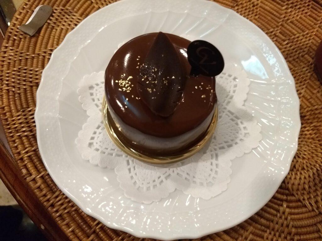 ノワール・デジール(チョコケーキ)