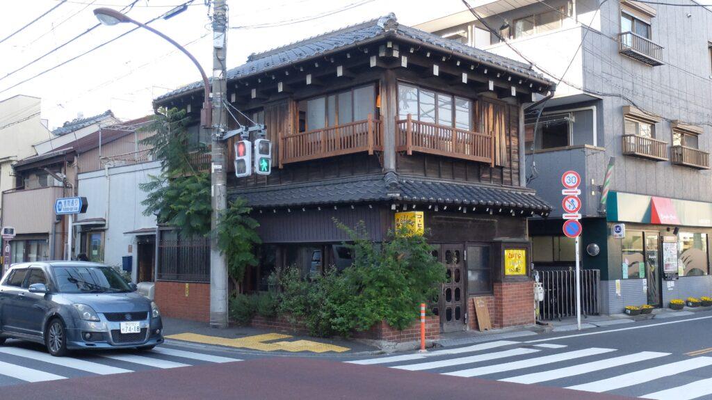カヤバ珈琲全景