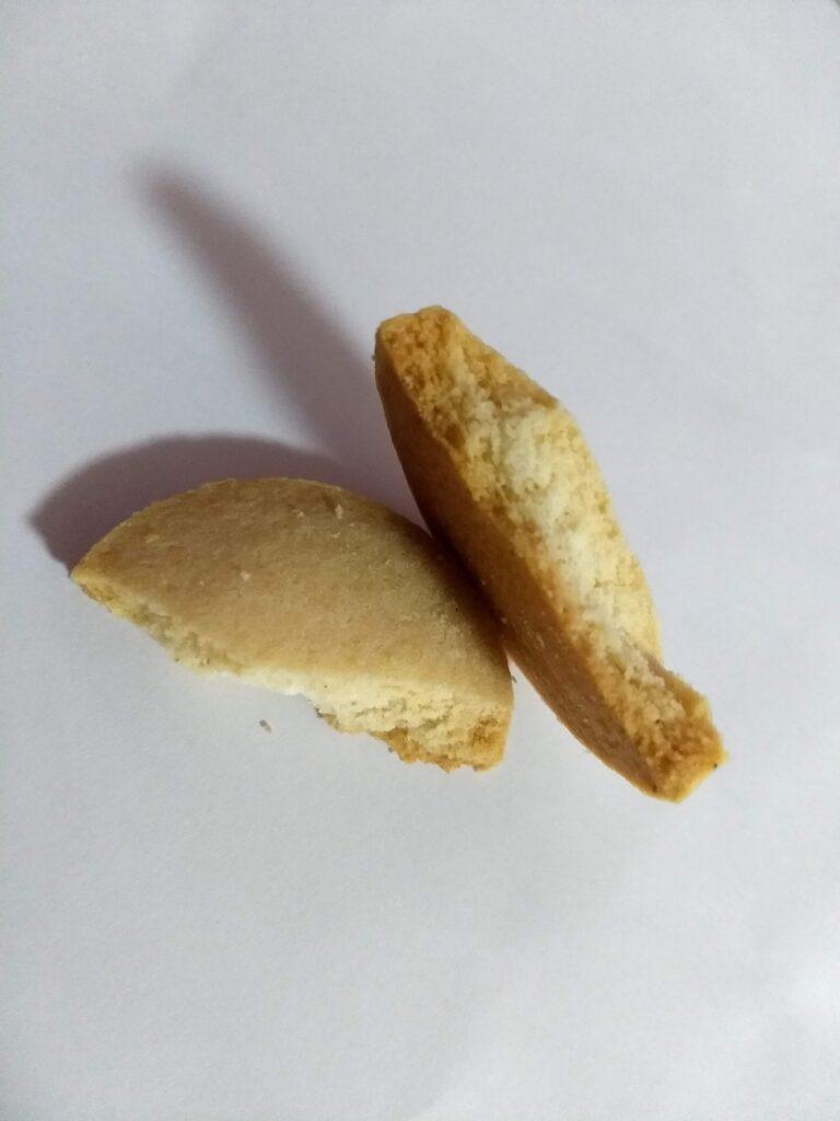 クッキー断面 別角度