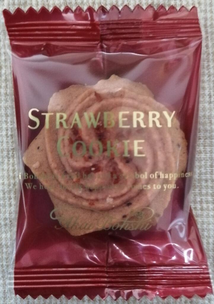 ストロベリークッキー 個包装