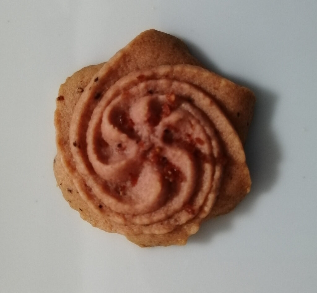 ストロベリークッキー アップ